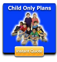 Instant Quotes for California Child Only Health Insurance